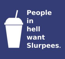people in hell want slurpees - daryl dixon quotes - walking dead by moonshine and lollipops