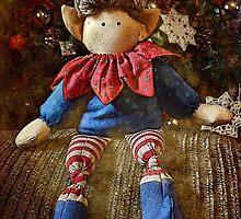 Christmas Elf by vigor