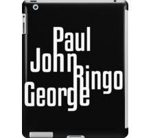 The Beatles iPad Case/Skin