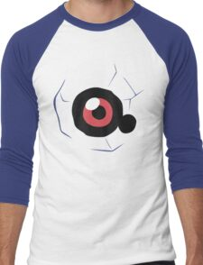 Beldum Eye Men's Baseball ¾ T-Shirt