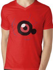 Beldum Eye Mens V-Neck T-Shirt