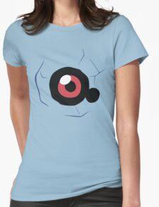 Beldum Eye Womens Fitted T-Shirt