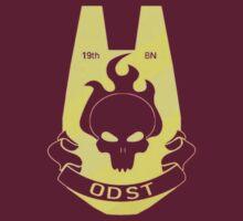 ODST Gold by Kampfyre