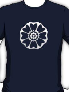White Lotus Symbol T-Shirt