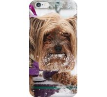 Playing in the Park iPhone Case/Skin