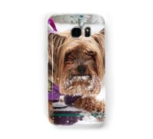 Playing in the Park Samsung Galaxy Case/Skin