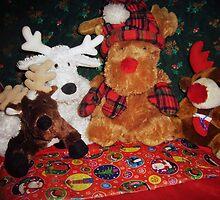 Reindeer Games by Susan S. Kline