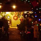 Walk through the door to Christmas ... by Choux