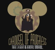 Carousel of Progress: THE SHIRT! by Bantha
