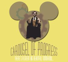 Carousel of Progress: THE SHIRT! Kids Tee
