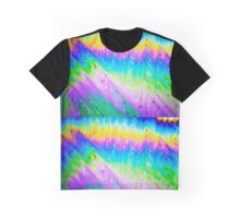 swirls of color Graphic T-Shirt