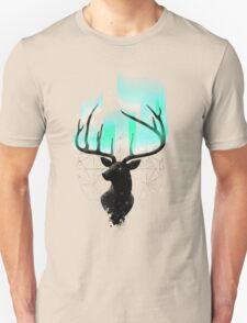 Northern Lights Unisex T-Shirt
