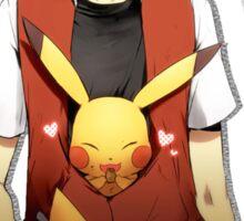 pokemon anime design  Sticker