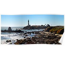 Pigeon Point Light House Poster