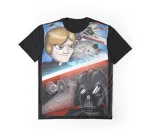 Star Wars: Sides of the Force Graphic T-Shirt