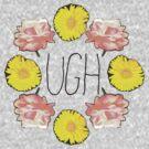 Floral Ugh by mik3hunt