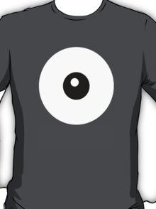 Unown Eye - Smaller T-Shirt