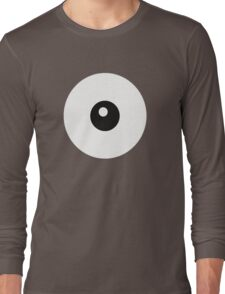 Unown Eye - Smaller Long Sleeve T-Shirt