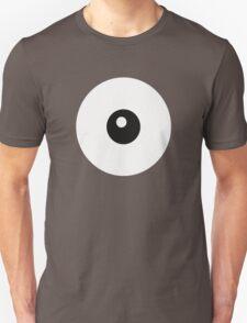 Unown Eye - Smaller Unisex T-Shirt