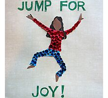 Jump for Joy Photographic Print