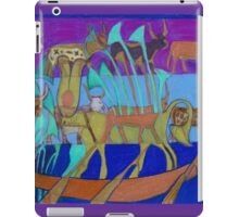 Eight Holy Cows iPad Case/Skin