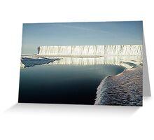 Bright Day Iceberg, Ross Sea, Antarctica  Greeting Card