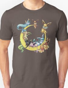 pokemon evee collection T-Shirt