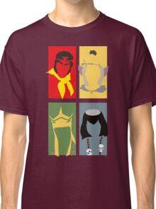 Monkey Magic 4 - Plain Design Tshirt Classic T-Shirt