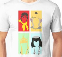 Monkey Magic 4 - Plain Design Tshirt Unisex T-Shirt