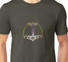 flying squid - dead beat poets  Unisex T-Shirt