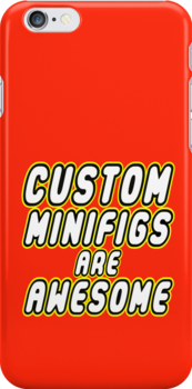 CUSTOM MINIFIGS ARE AWESOME by Customize My Minifig by ChilleeW