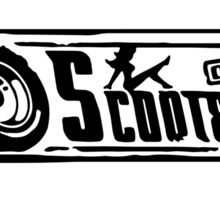Scooter's Workshop Sticker