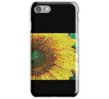 Sunflower Machine Dreams iPhone Case/Skin