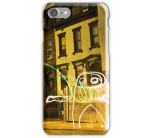 Recompression Shock iPhone Case/Skin