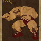 FIGHT: Street Fighter #2: Zangief by caseyjennings