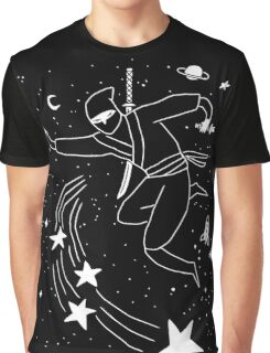 Space Ninja Graphic T-Shirt