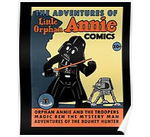 Little Annie and the Troopers Poster