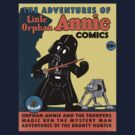 Little Annie and the Troopers by Crocktees