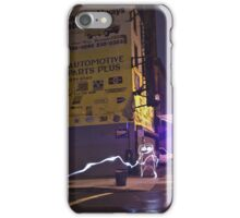 The Lights of Classon Avenue iPhone Case/Skin