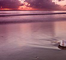 Bribie Island Sunrise #1 by Tony White