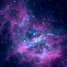 Nebula Galaxy #2 by Kate Bloomfield
