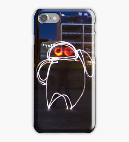 Negative Phase Velocity iPhone Case/Skin