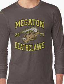 Megaton Deathclaws Long Sleeve T-Shirt
