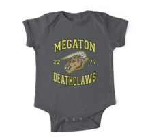 Megaton Deathclaws One Piece - Short Sleeve