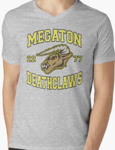 Megaton Deathclaws Mens V-Neck T-Shirt