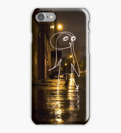 The Lights of Bayard Street iPhone Case/Skin