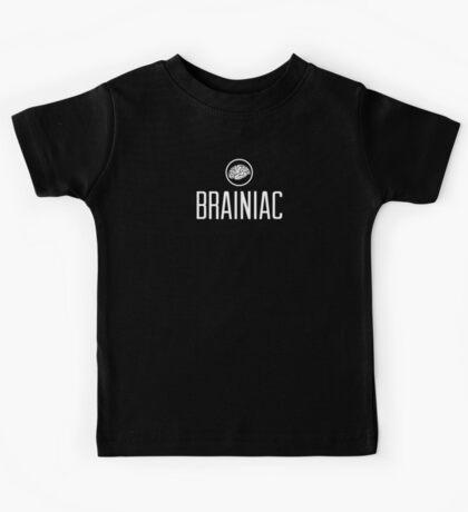 Brainiac Kids Tee