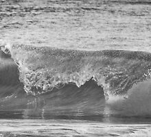 Waves Breaking 2 by Tony White