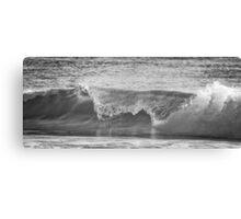 Waves Breaking 2 Canvas Print