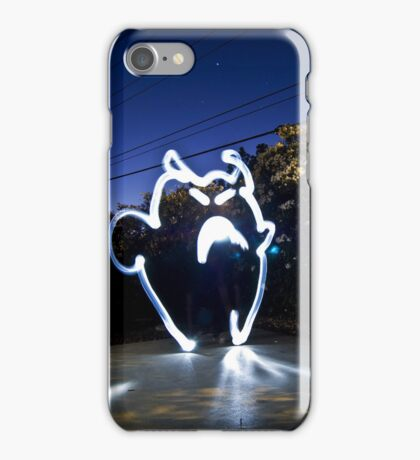 Creature of Light iPhone Case/Skin